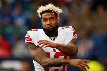 "New York Giants ""Fielding Offers"" For Odell Beckham Jr."