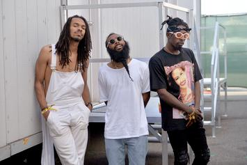 "Stream Flatbush Zombies & The Underachievers' ""Clockwork Indigo"" EP"