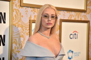 "Iggy Azalea Speaks Out Against Hefe Wine & ""Common Law Divorce"" Once More"