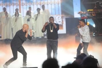 """Common Announces """"Nobody's Smiling"""" Tour With Jay Electronica"""