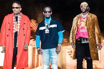 "2 Chainz, YG & Offset's Mothers Star In New Video ""Proud"""