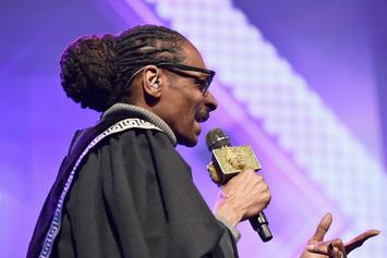 Snoop Dogg Reaches #1 On Top Gospel Albums Chart