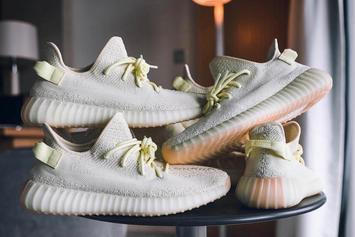 "Adidas Yeezy Boost 350 V2 ""Butter"" Revealed In Detail"