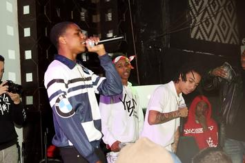 YBN Almighty Jay Accused Of Attacking Alleged Victim In Blac Chyna Fight