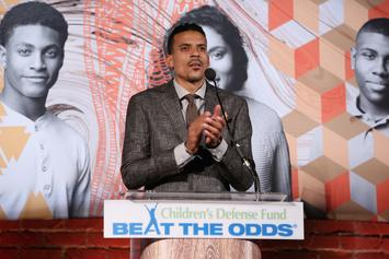 Matt Barnes Launches College Scholarship Fund For Stephon Clark's Sons