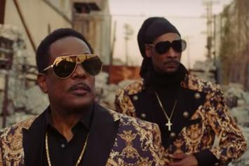 "Snoop Dogg & Charlie Wilson Team Up For New Video ""One More Day"""