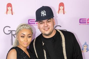 Rob Kardashian To Take Blac Chyna To Court Over Custody Of Their Child: Report