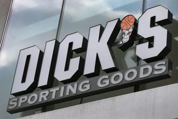 Group Steals $10K Worth Of Nike Gear From Dick's Sporting Goods