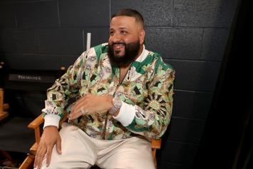"DJ Khaled ""Represents His Homeland"" For Esquire Middle East Cover"