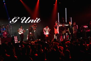 G-Unit Cover XXL's Last Print Edition