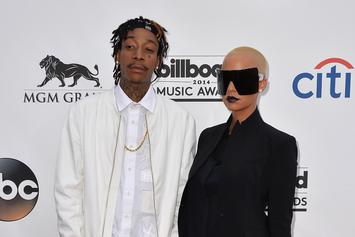 Peter Rosenberg Says Amber Rose Walked In On Wiz Khalifa With Twins