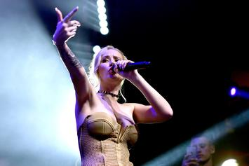 """Iggy Azalea Wants Haters To """"Get The F-ck Up Off Her Drip"""" In Song Preview"""