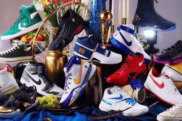 "Nike ""Champions Think 16"" Retro Collection Revealed"