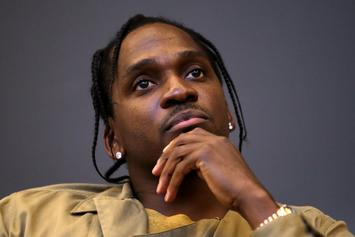 "Pusha T Says Rick Ross Is ""Just Layin' Back"" After Drive By Shooting"