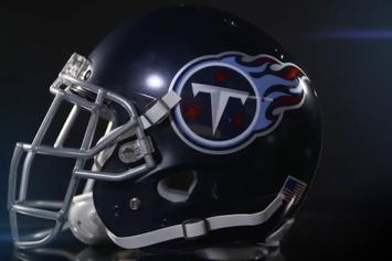 Tennessee Titans Unveil New Uniforms