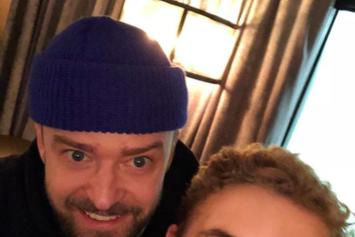 Justin Timberlake Links Up With The Selfie Kid In Boston