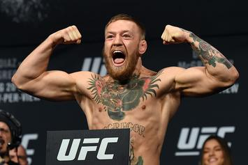 UFC Strips Conor McGregor Of Title, McGregor Responds