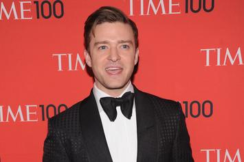 """Justin Timberlake Reveals """"The 20/20 Experience"""" Cover and Tracklist"""