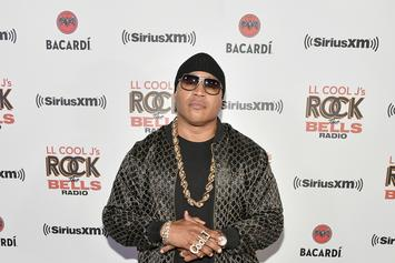 New Art, Title & Release Date Revealed For LL Cool J's Album [Update: LL Cool J Pushes Up The Release Date]