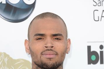 Chris Brown's Car Totaled After Run-In With Paparazzi [Update: Paparazzi Deny Causing Accident]