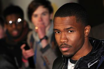 "Frank Ocean Says He's ""10, 11 Tracks"" Into Next Project"