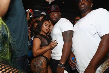 50 Cent Compares His Haters To Boys Going Through Puberty