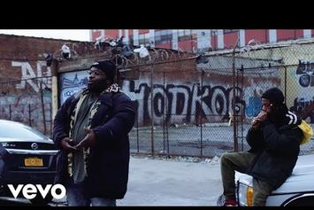 "Joey Bada$$ & Chuck Strangers Roam The Streets Of New York In ""Style Wars"" Video"