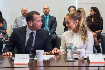 Alex Rodriguez Details How He & Jennifer Lopez First Met