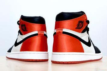 "Air Jordan 1 Satin ""Shattered Backboard"" Confirmed For May"