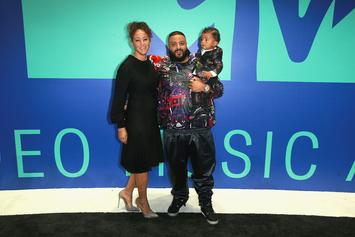 Asahd Khaled Dubbed Executive Producer During Miami Heat Game