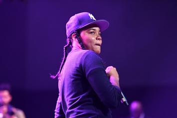 Young M.A. Steps Behind The Camera To Direct An All-Girl Porno