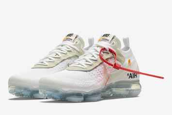 "Off-White x Nike Vapormax ""White"" Official Images + Release Info"