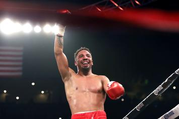 "Andre Ward To Host Boxing Reality Show ""The Contender"""