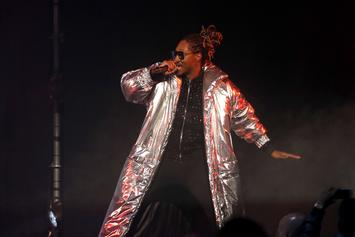 "Future Reportedly Preparing New Single ""No Shame"""