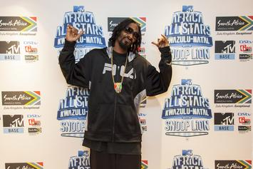"Snoop Dogg To Make Cameos On ""One Life To Live"" Soap Opera"