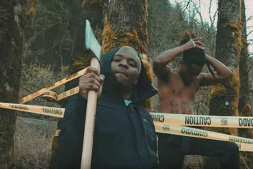 "Denzel Curry Assists IDK In New Video For ""No Wave"""