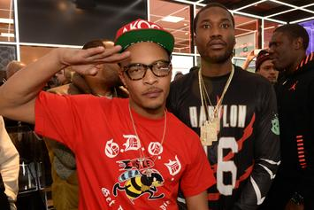 T.I. Seems To Believe That Meek Mill Will Be Freed From Prison Soon