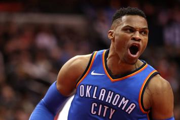 Russell Westbrook Makes NBA History, Averages Triple-Double Again