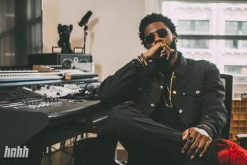 Big K.R.I.T. Hints At His Upcoming Album Title