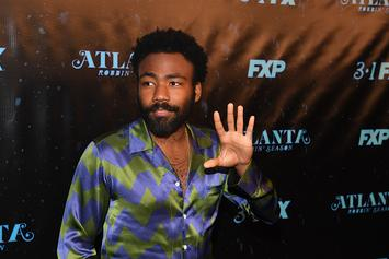 "Donald Glover Watched ""Empire Strikes Back"" To Prepare For Lando Role"