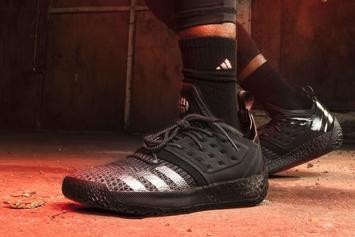 "Adidas Launches ""N13HTMARE"" Campaign For Harden's New Shoe"