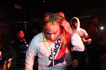 "Tekashi 6ix9ine Teases Haters In Instagram Return: ""Y'all Wish I Was In Jail"""