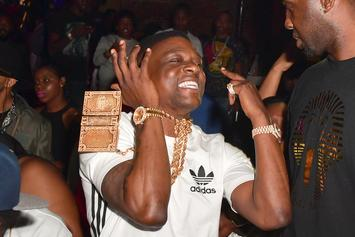 Boosie Badazz Is Being Sued For Assault & Battery