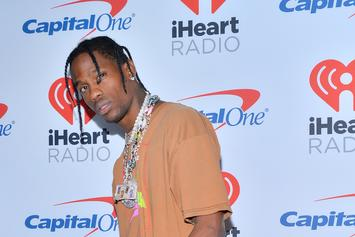 "Travi$ Scott Says Kanye West Is ""Still Going Ham"" For ""Cruel Winter"""