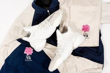 James Harden x Adidas Y-3 Collection Now Available