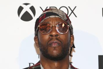 2 Chainz Explains His Healthy Lifestyle & How He Feels About Ludacris Still Profiting From Him