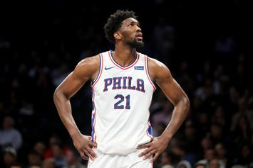 Joel Embiid Ruled Out For Game 1 Of NBA Playoffs