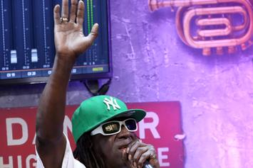 "Flavor Flav Says Drake, Jay Z, Kendrick Lamar Make ""Great Rap Records But It's Not Hip Hop"""