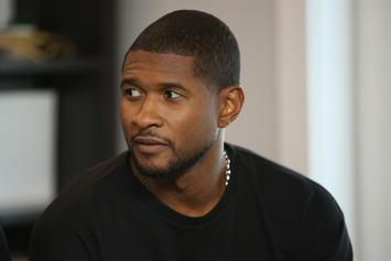 Usher Maintains Custody Of Sons After Emergency Hearing [Update: Usher's Ex Asks Judge To Hold Him In Contempt For Poor Co-Parenting]