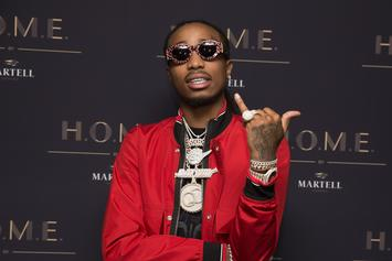 "Quavo Pulls Out A Gun After Getting Punched On FOX's ""Star"""